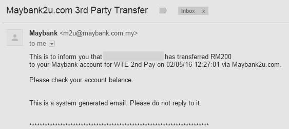 advertorial payment - Jan 2016