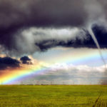 Let the storm rage on, the beautiful RAINBOW always come after that.