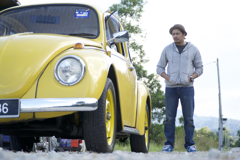 Filem Volkswagen Kuning