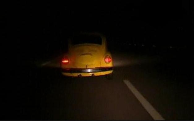 Volkswagen Kuning yang SERAM