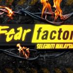 fear factor malaysia - dazrin dan hairul. tahniah!
