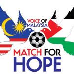 Palestine menang 2-0 ke atas Malaysia semalam