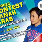 Jangan Join Blogger Contest Tanah Arab!