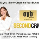 Daftar Second CRM OYB Workshop