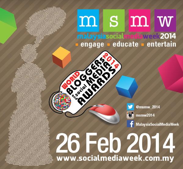 malaysia social media week MSMW 2014