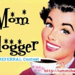 Mom Blogger Top Referral Contest