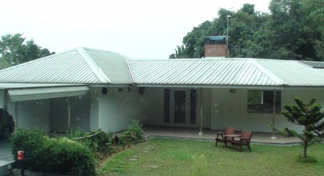solar panel - cooltek home rumah