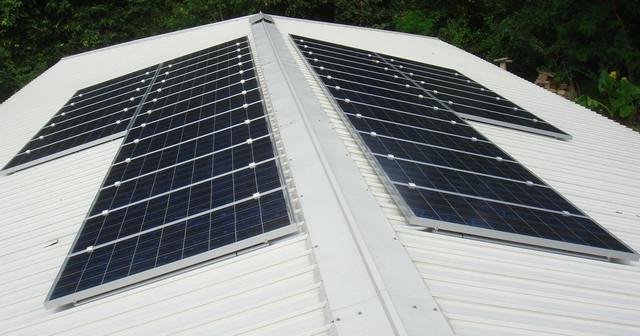 solar panel - cooltek home