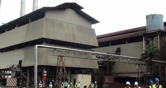 Projek Biogas (1.1 MWp) di Kilang Palm Oil Mill, Negeri Sembilan.