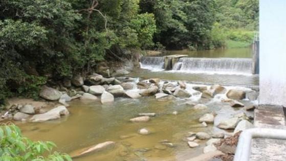 Projek Small Hydro (6MWp) di Bentong, Pahang.