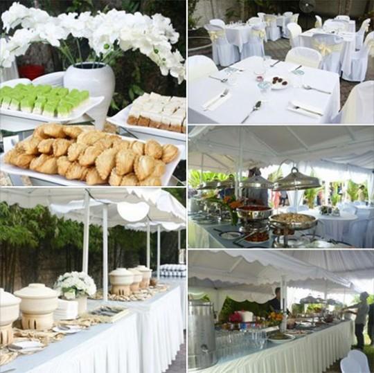 buffet ramadhan casa ombak stall