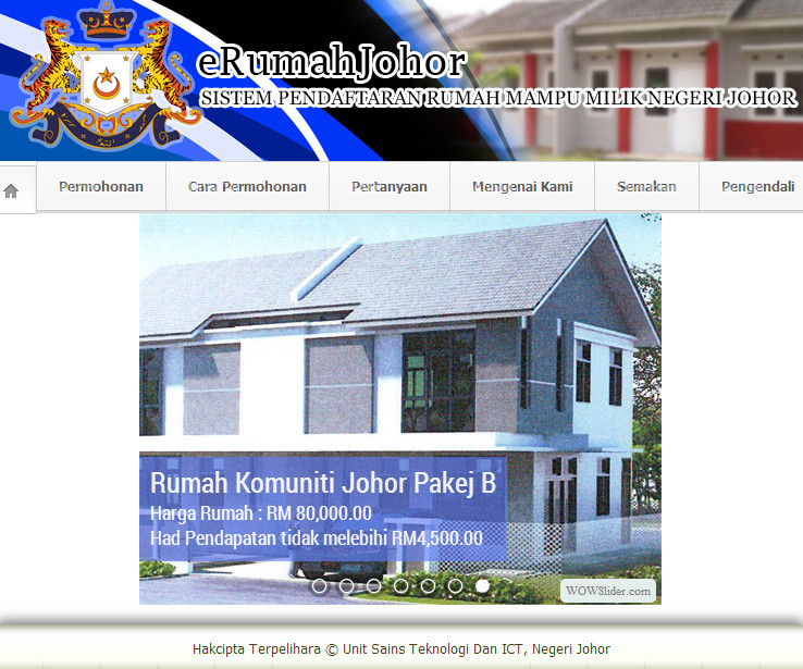 eRumah Johor