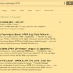 Kertas Soalan Sains UPSR bocor dan di tunda ke 30 September 2014?