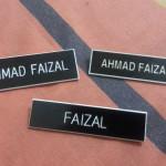 Cara nak pilih nama untuk buat Name Tag baru. Kenapa ramai yang salah buat selama ini?