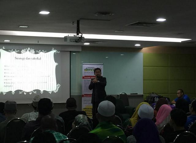 seminar buat duit affiliate dengan blog - strategi dan taktikal
