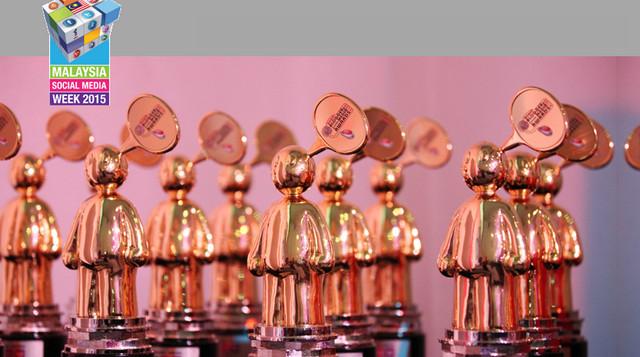 MSMW 2015 Blogger awards