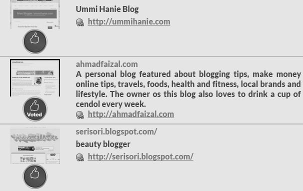 MSMW 2015 - lifestyle blog (Ahmadfaizal.com)