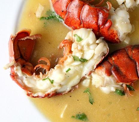 semangkuk lobster sedap