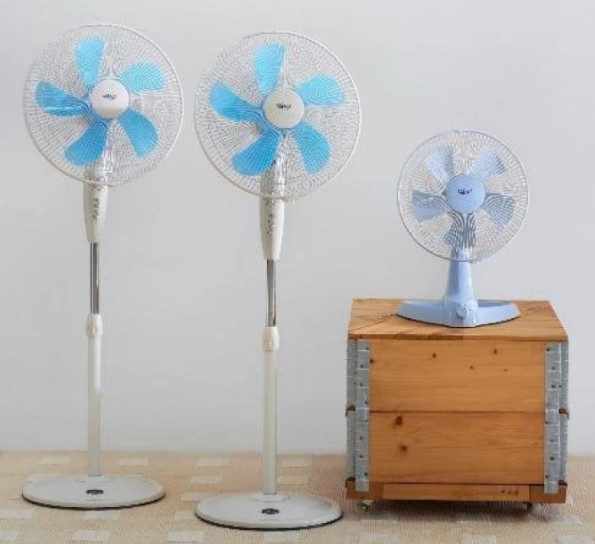 Kipas Mind 16 Inches Stand Fan with Timer Control